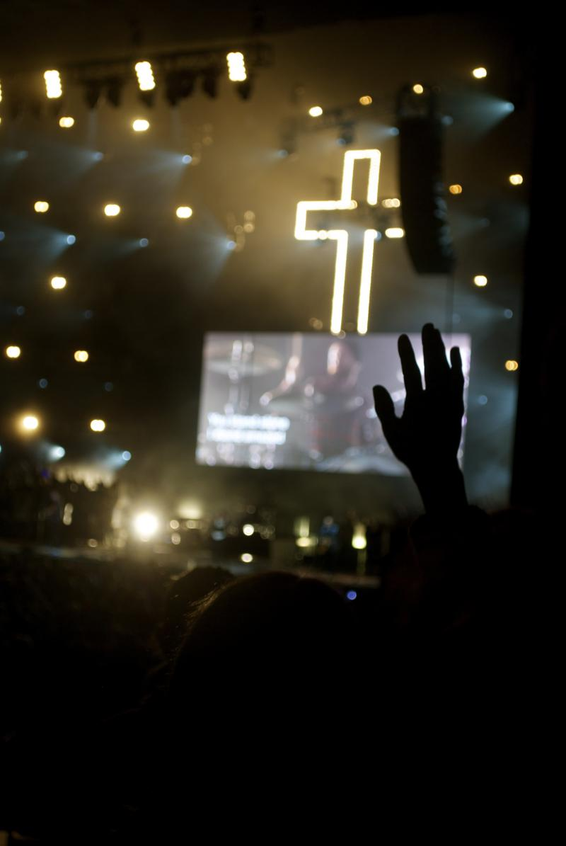 The Good Friday concert hosted by Passion City Church every Easter weekend.
