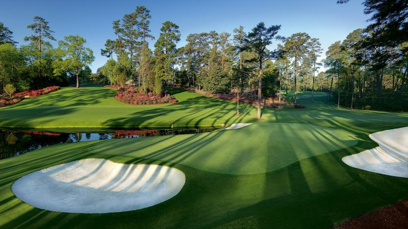 The 16th Hole at Augusta National Golf Club