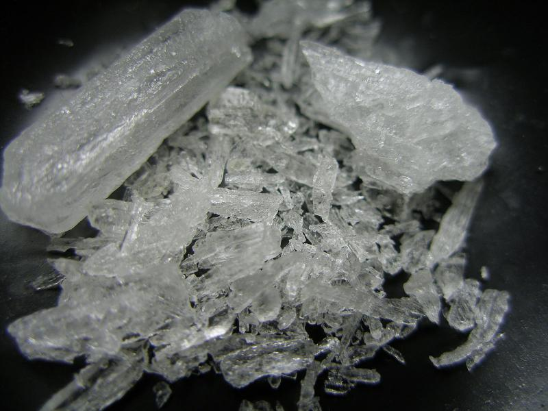 According to the 2012 National Survey on Drug Use and Health (NSDUH), approximately 1.2 million people reported using methamphetamine in the past year.