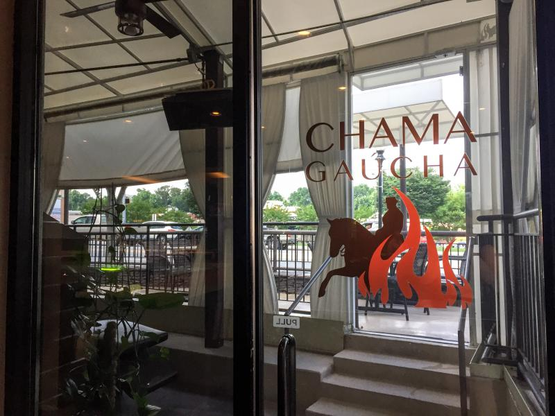 Chama Gaúcha is located in Buckhead at 3365 Piedmont Road.