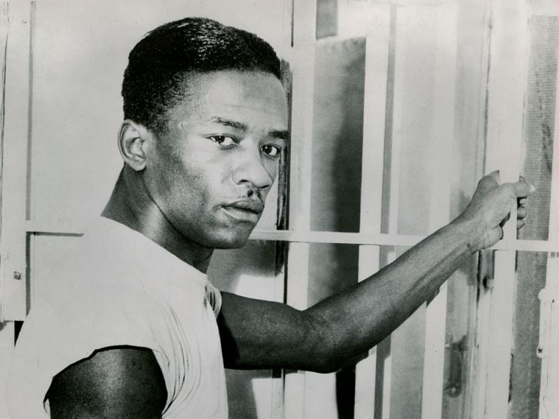 Willie McGee of Mississippi was put to death after an all-white jury found him guilty of raping a white woman in 1945.