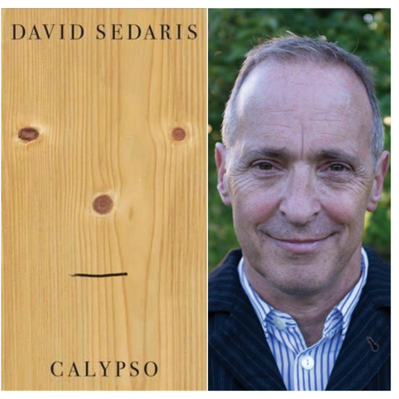 David Sedaris is scheduled to appear in Savannah, Georgia, in April 2019.