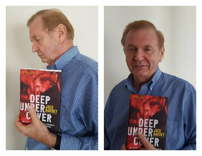 "Jack Barsky released his newest book in 2017 called ""Deep Undercover: My Secret Life and Tangled Allegiances as a KGB Spy in America."""