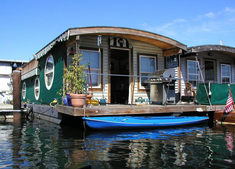 In Georgia, it's illegal to live on a boat for more than 30 days.