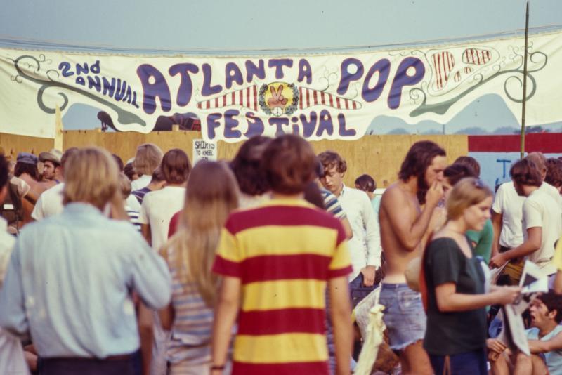 Atlanta Pop Festival 1970