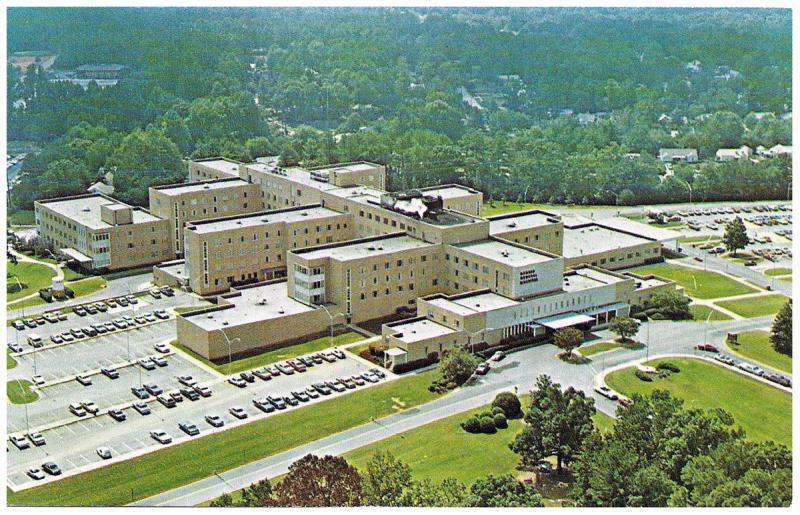 DeKalb General Hospital shortly after opening