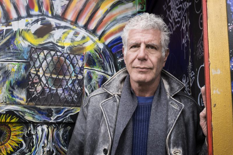 Anthony Bourdain, host of CNN's Parts Unknown, died on June 8, 2018.