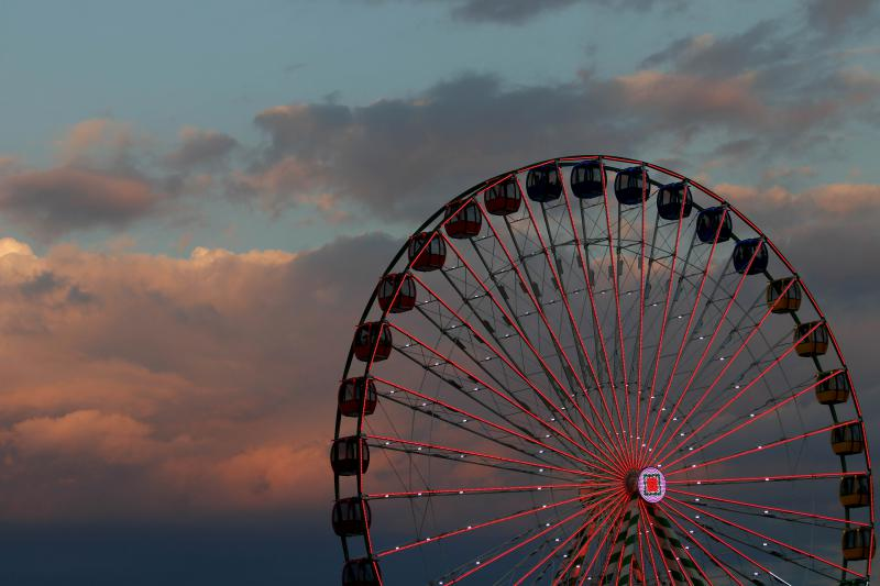 The 2018 Georgia National Fair opened at the Georgia National Fairgrounds and Agricenter in Perry, Georgia, on Thursday, Oct. 4, 2018. This is the 29th edition of the fair since first opening in 1990.