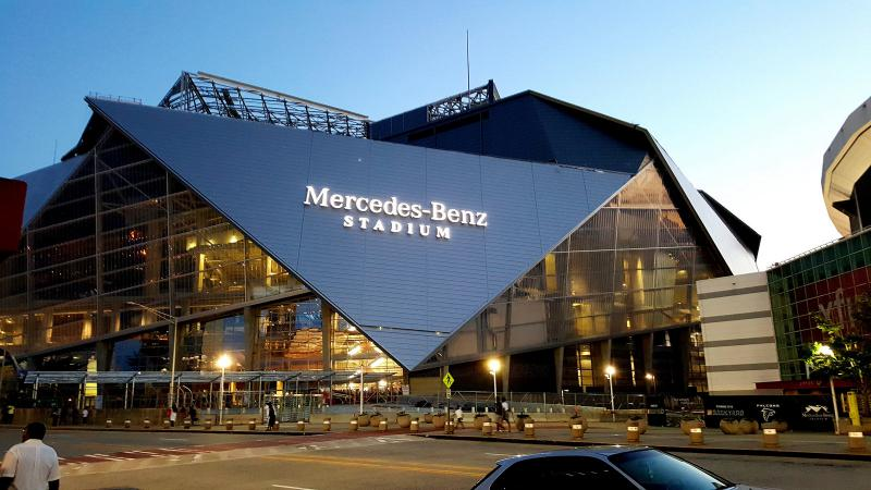 Maroon 5 will perform at the Mercedes-Benz Stadium for the 2019 Super Bowl in Atlanta.