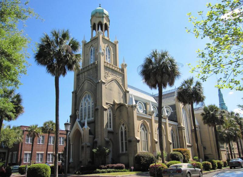 Mickve Israel Jewish Community Congregation Savannah