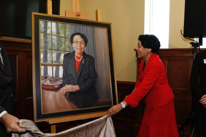 Mary Frances Early UGA Black African-American Graduate