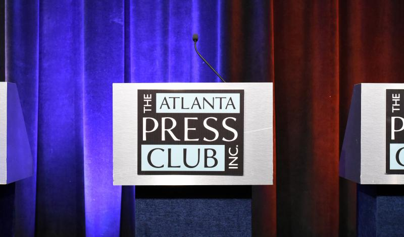 The Atlanta Press Club Runoff Debates were held Nov. 2 for Public Service Commission District 3 and Secretary of State.