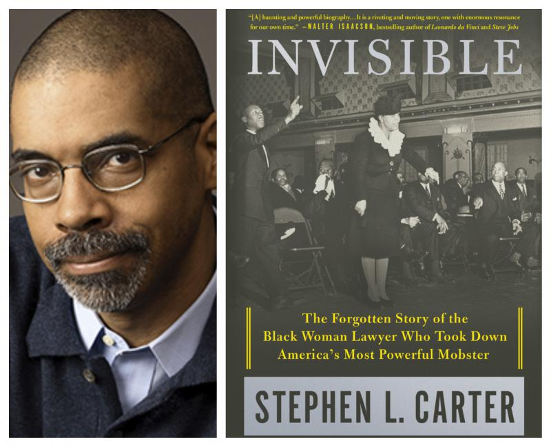 """""""Invisible: The Forgotten Story of the Black Woman Lawyer Who Took Down America's Most Powerful Mobster"""" tells the story of Eunice Honton Carter, a black Atlanta native who became a prominent New York prosecutor in the 1930s."""