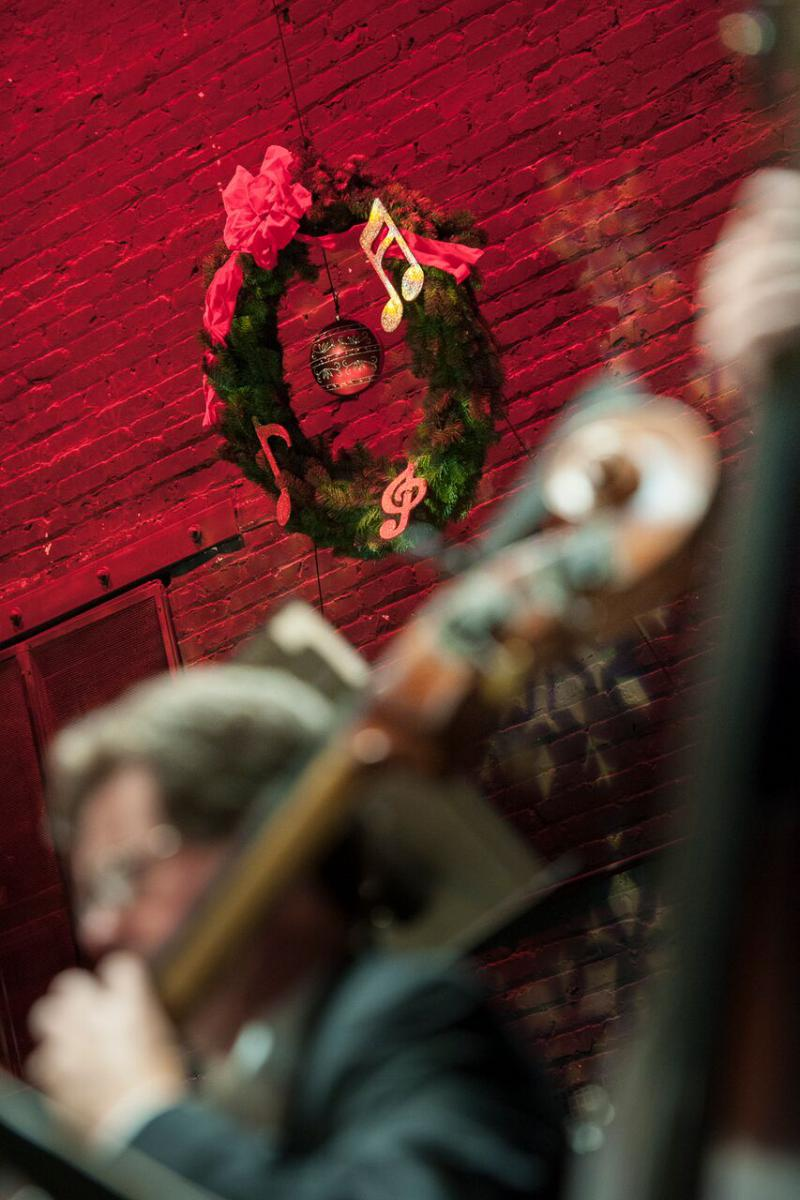 The Savannah Philharmonic will play their Holiday Pops concerts this weekend.