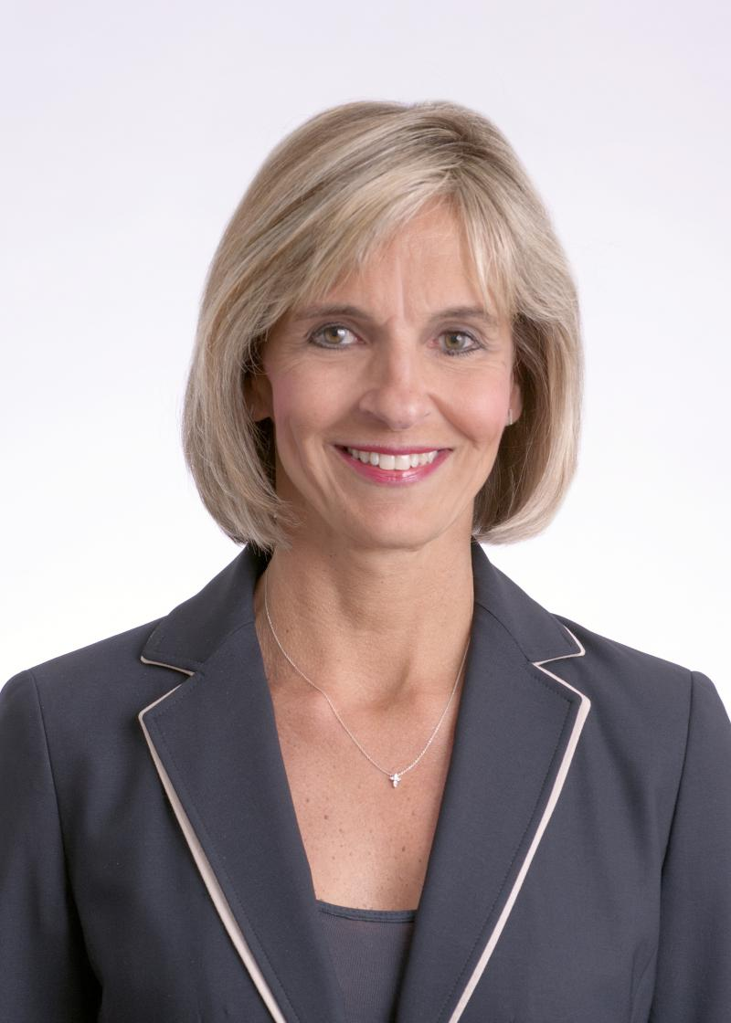 McDonough native Allison Ausband is senior vice president of in-flight service at Delta Air Lines.