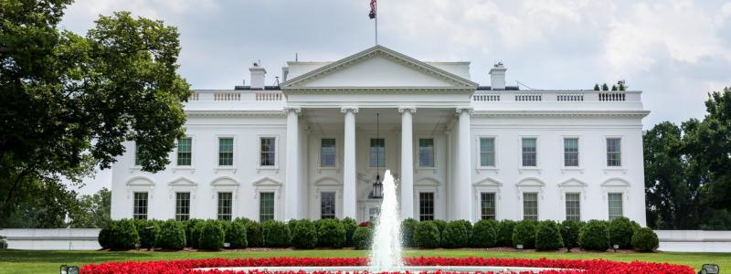 President Donald Trump announced a deal to temporarily reopen the government, in the Rose Garden of the White House.