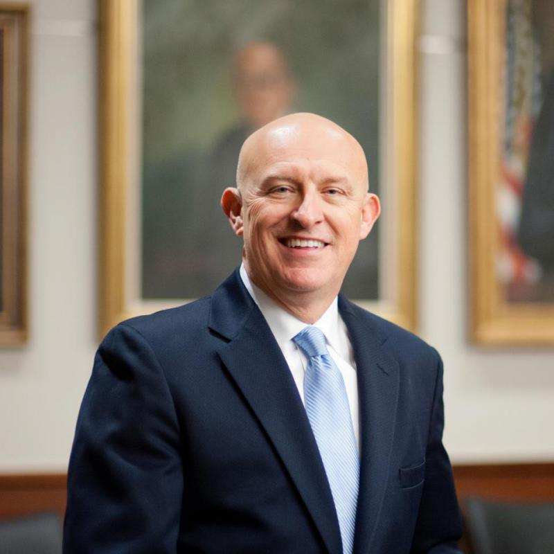 Vic Reynolds was named director of the GBI on Friday, February 1, 2019.