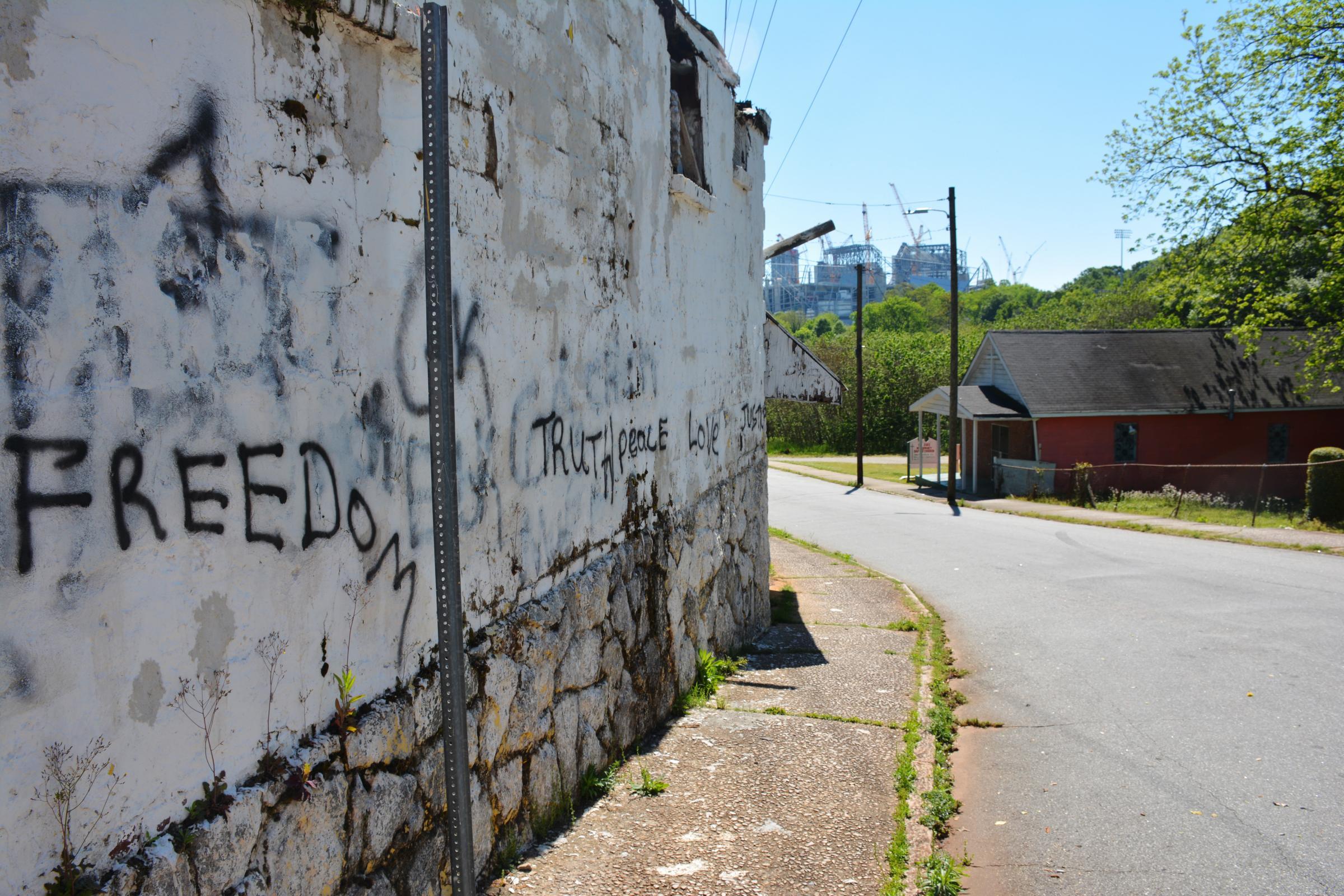 Homes In Vine City Atlanta