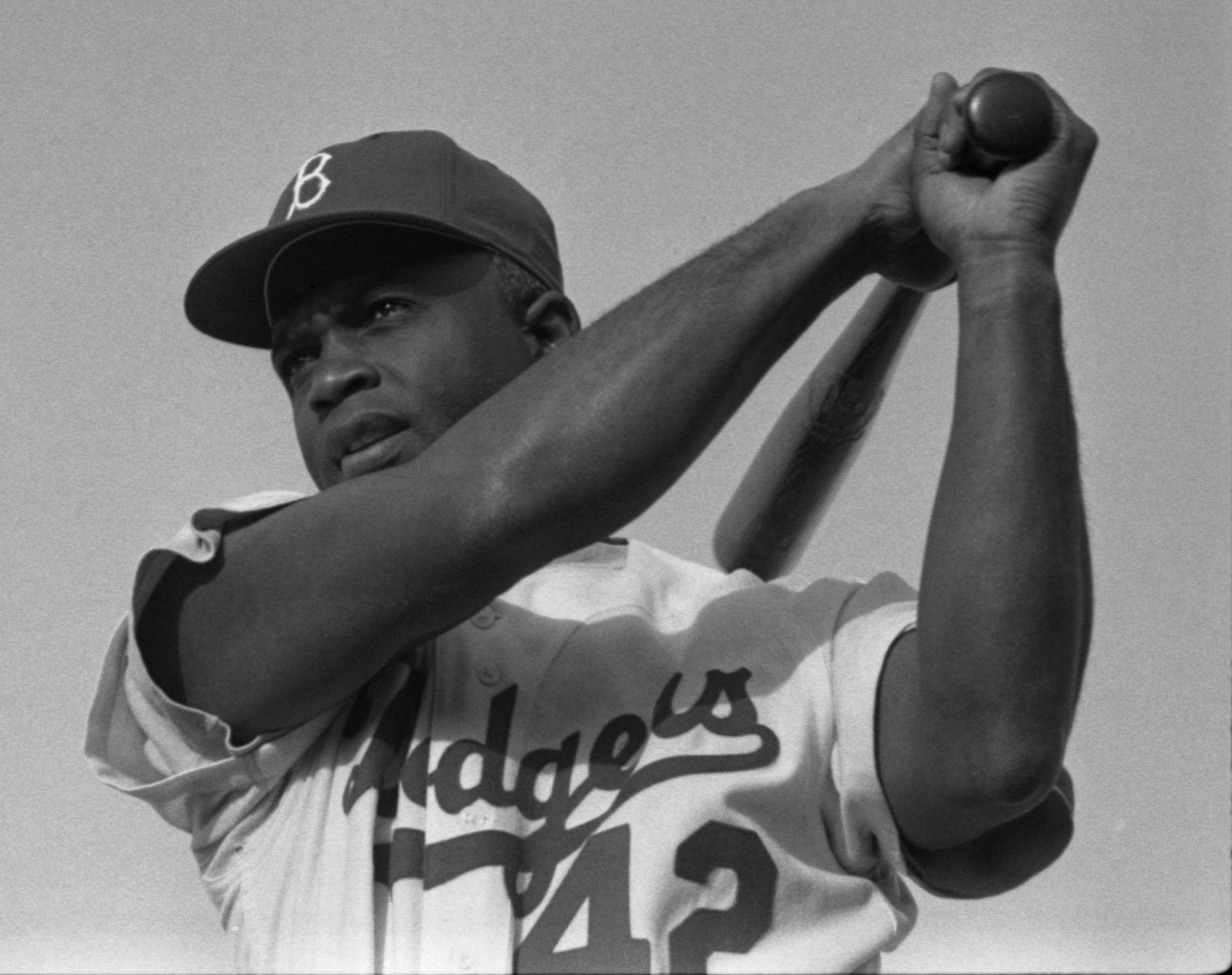 ken burns goes behind the bat jackie robinson documentary in 1947 jackie robinson became the first black player in major league baseball