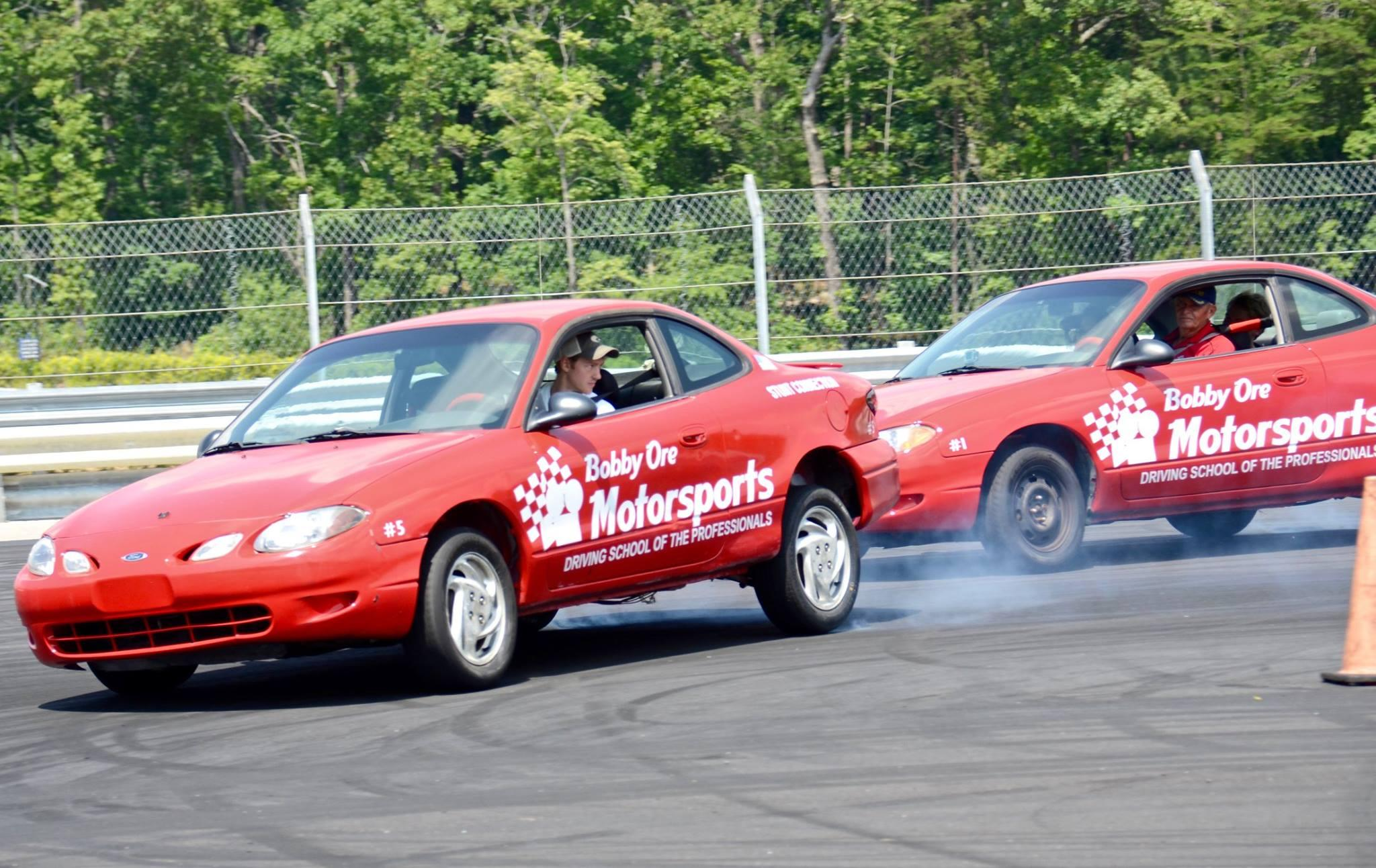 Stunt Driving School >> Racing To Catch Up With Atlanta S Film Industry Georgia Public