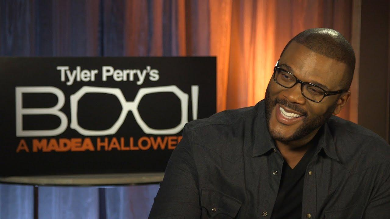 Behind The 'Screams' Of Tyler Perry's Madea Halloween Movie ...