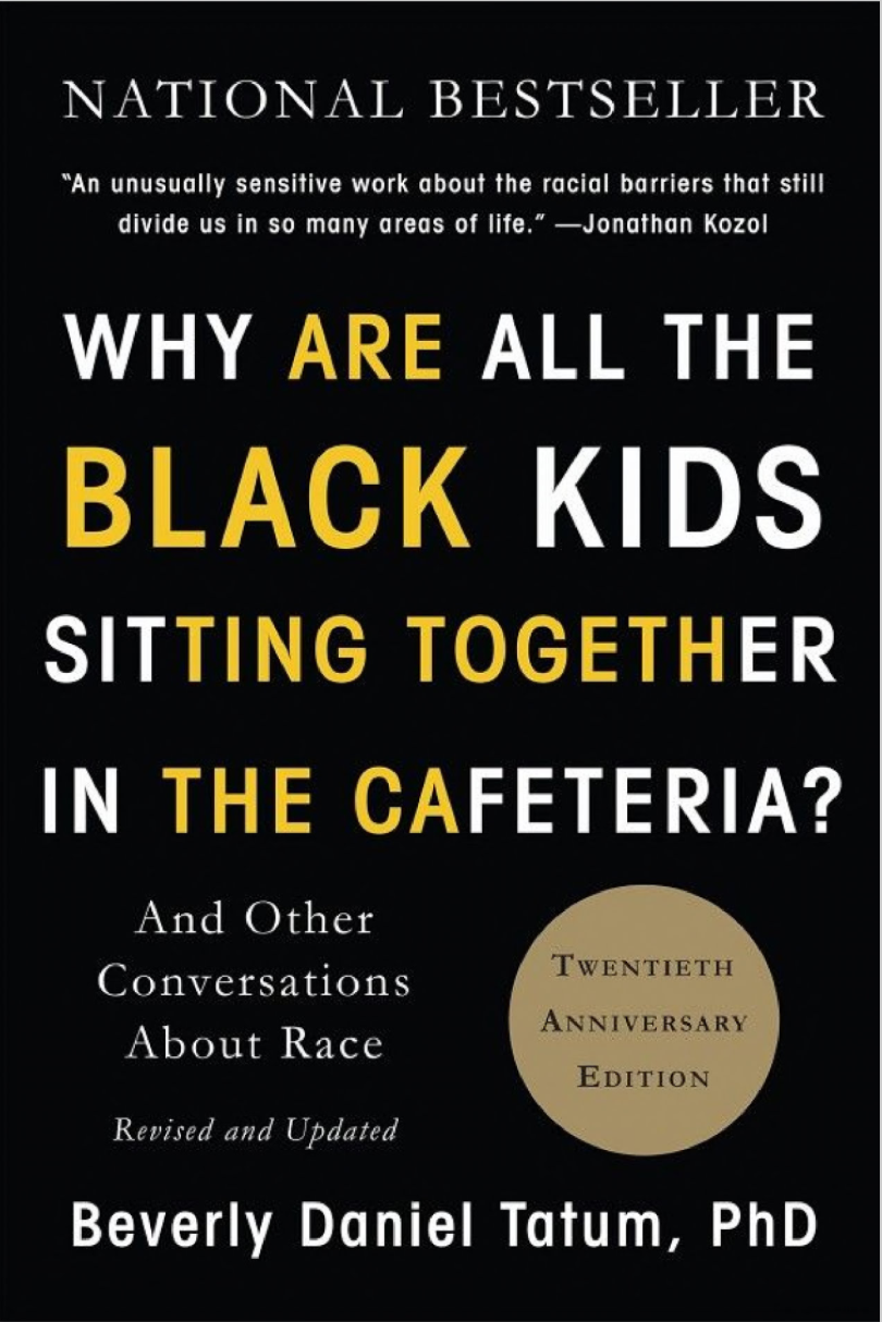 racism in tatum Beverly daniel tatum on discussing race in the classroom beverly daniel tatum, author of why are all the black kids sitting together in the cafeteria talked about addressing racism and hate in classrooms throughout the past few decades and in response to the august 2017 protests and violence in charlottesville, virginia close.