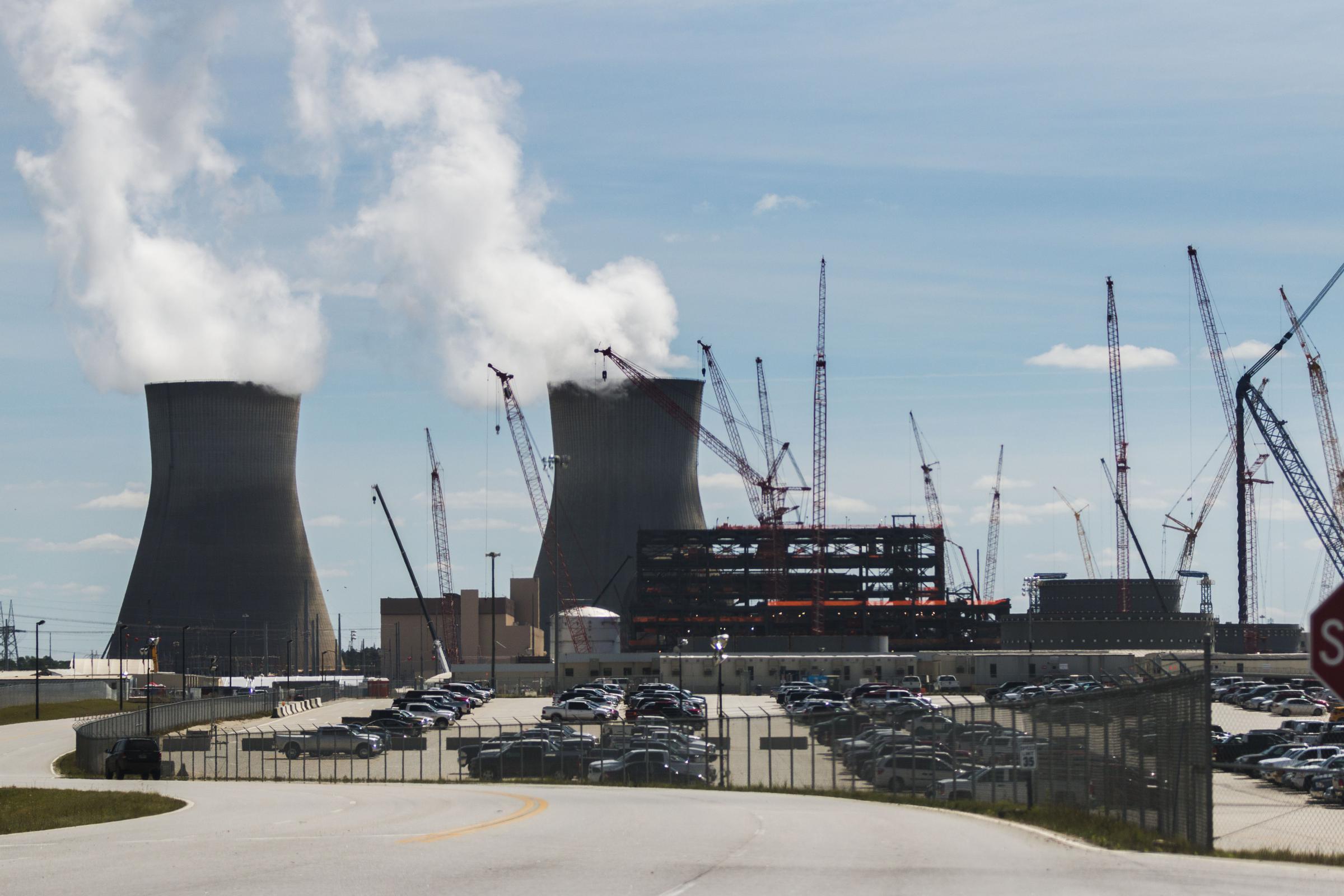 Plant Vogtle Nuclear Expansion Still Alive