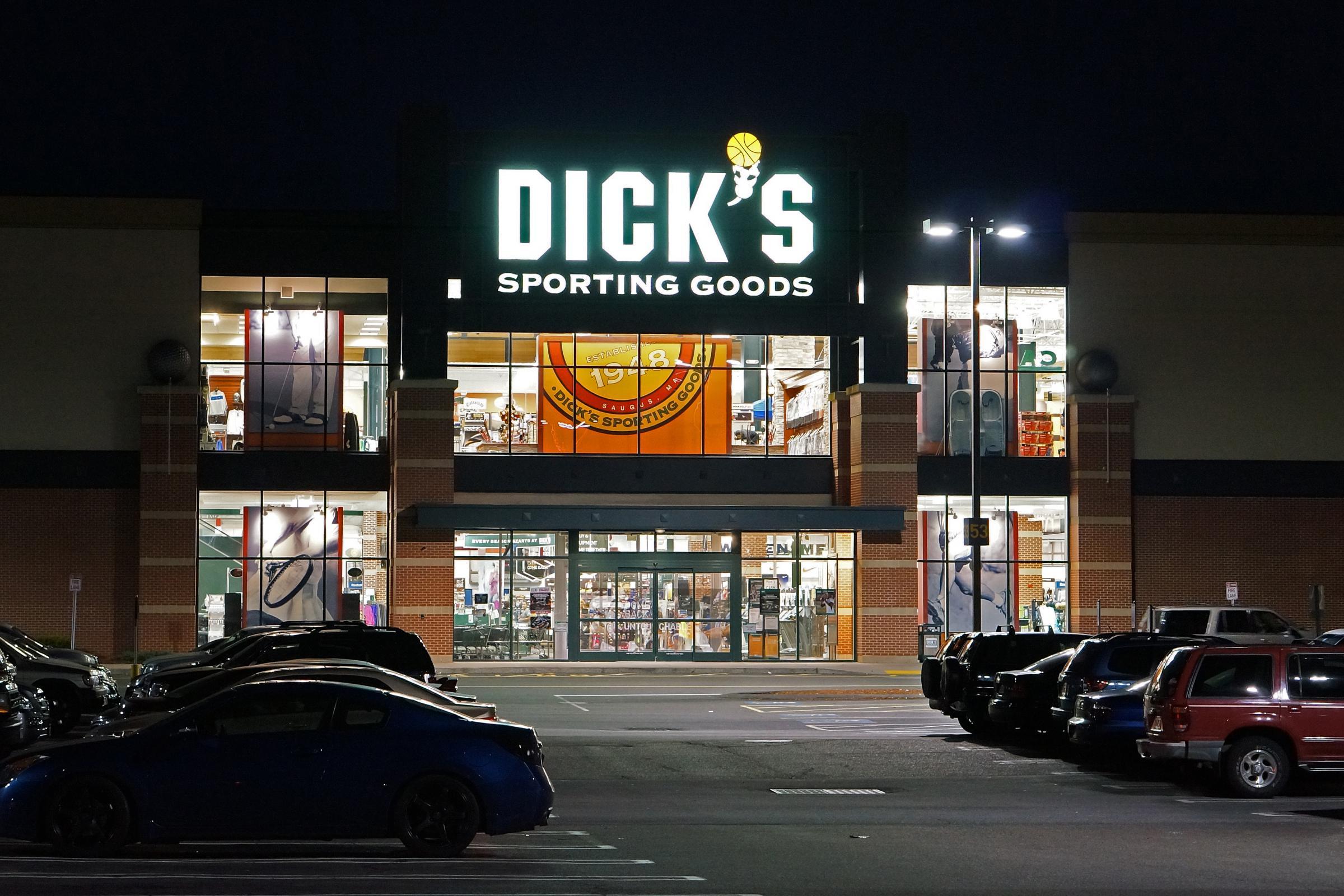 Me! dick goods shotgun sporting authoritative