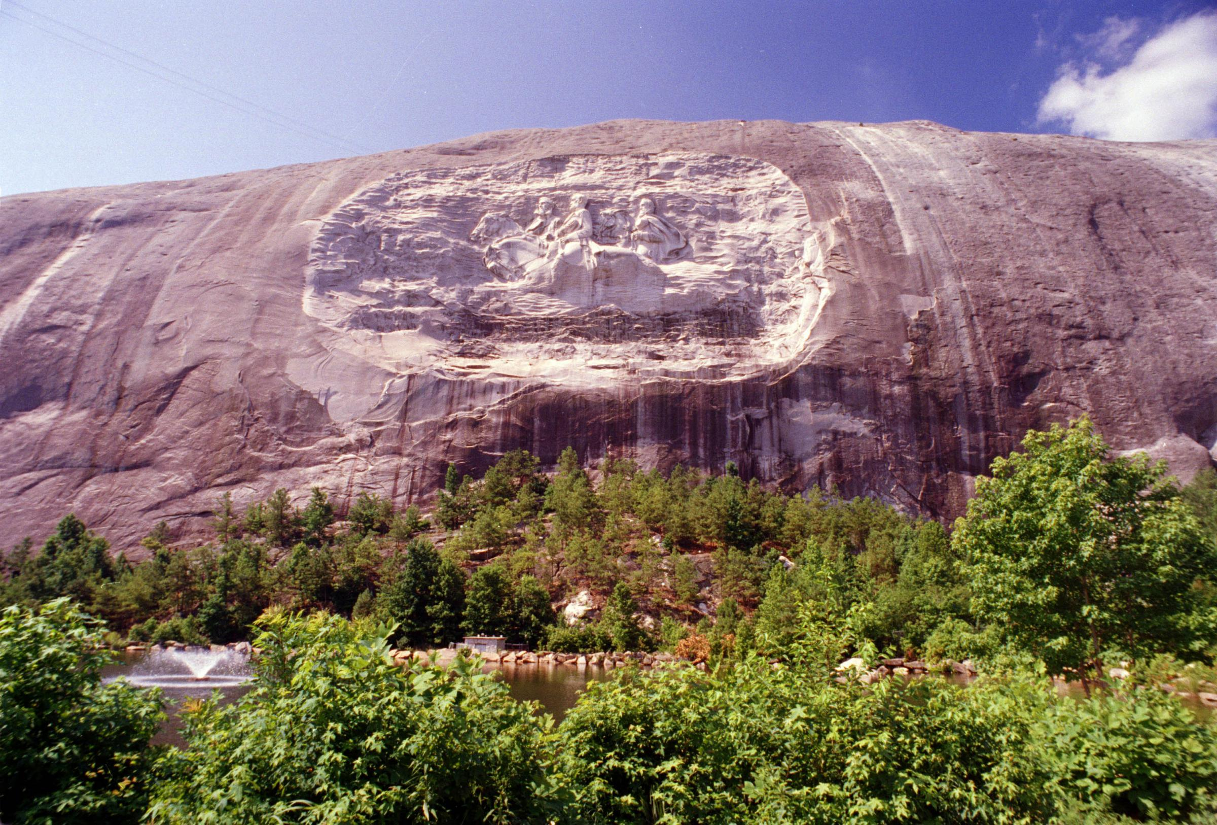could dekalb ceo s stone mountain proposal be a model for others