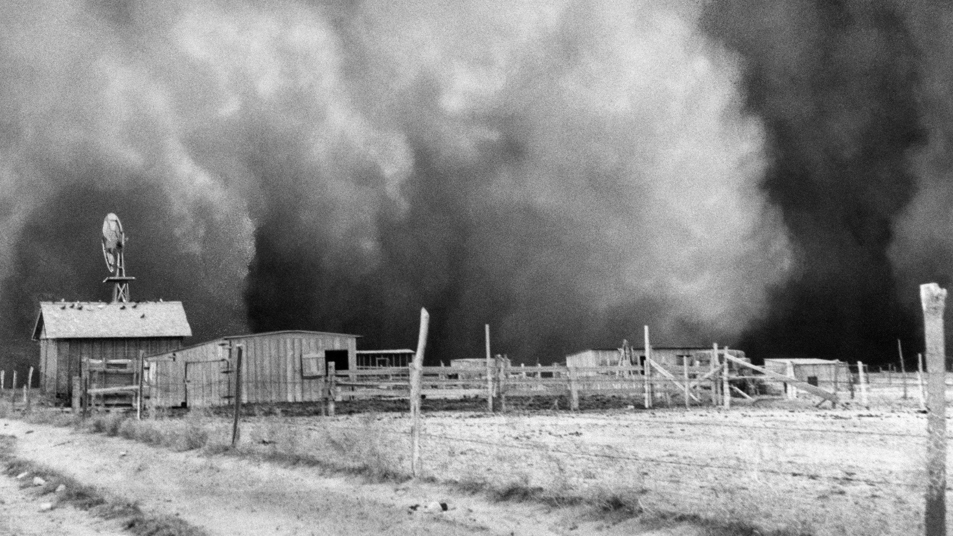 the dust bowl Witness the catastrophic dust storms, incredible human suffering and equally incredible stories of human perseverance as ken burns chronicles our country's w.