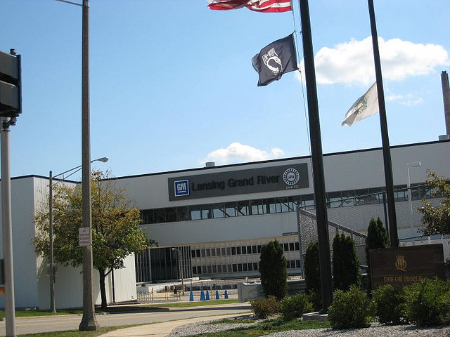 Gm Suppliers Expanding Lansing Area Operations Wkar