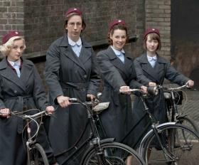 "Scene from ""Call the Midwife"""
