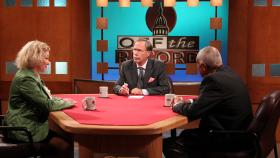 Joel Ferguson (D) & Melanie Foster (R) MSU Board of Trustees, appearing on Off the Record with Tim Skubick.