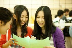 Chinese Students At Michigan State University