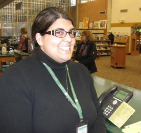 Jill Abood is head of public services at the East Lansing Public Library.