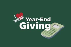 I love WKAR - Year-End Giving