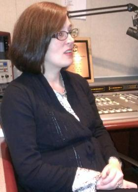 MUCC leader Erin McDonough