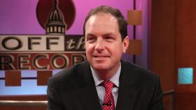 Mike Nystrom, Vice President, MITA, appearing on Off the Record with Tim Skubick.