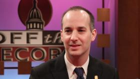 Rep. Andy Schor, (D) Lansing, appearing on Off the Record with Tim Skubick.