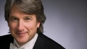 Lansing Symphony Orchestra Conductor Timothy Muffitt.