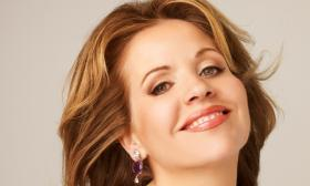 Renee Fleming performs at MSU's Wharton Center Wednesday evening.