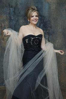 Renee Fleming is a four-time Grammy winner, most recently winning an award in 2013 for Best Classical Vocal Solo.