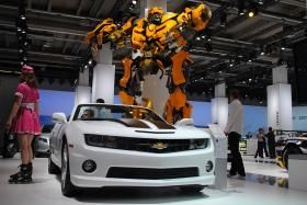 GM is investing to expand its Lansing Grand River plant, with the expectation, many speculate, to make the next generation of Camaros.