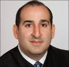 David Viviano hails from a family of Michigan judges.