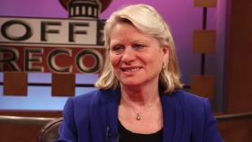 Republican Ruth Johnson, appearing on Off the Record with Tim Skubick.