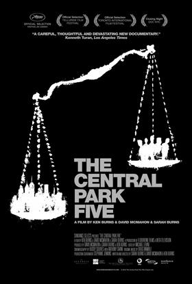 Ken Burns latest film examines the Central Park 5. In 1989, five minority teenagers were convicted of raping a white female.  Years later, someone else confessed to the crime.