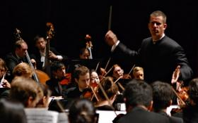 Kevin Noe conducts Beethoven's Symphony #1 this week on What's New on WKAR