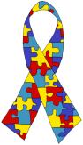 April marks autism awareness month.