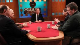 Political Bloggers, appearing on Off the Record with Tim Skubick.