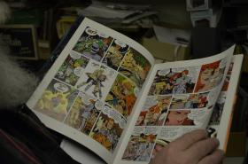 The MSU main library is home to the worlds largest library comic book collection, attracting people from around the globe.